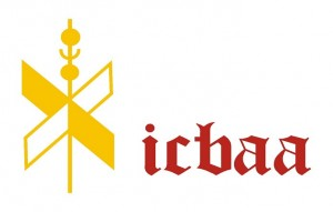Agudo Logomarca do ICBAA reduzido 50 por cento
